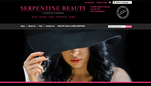 Serpentine Beauty - Iconica Communications