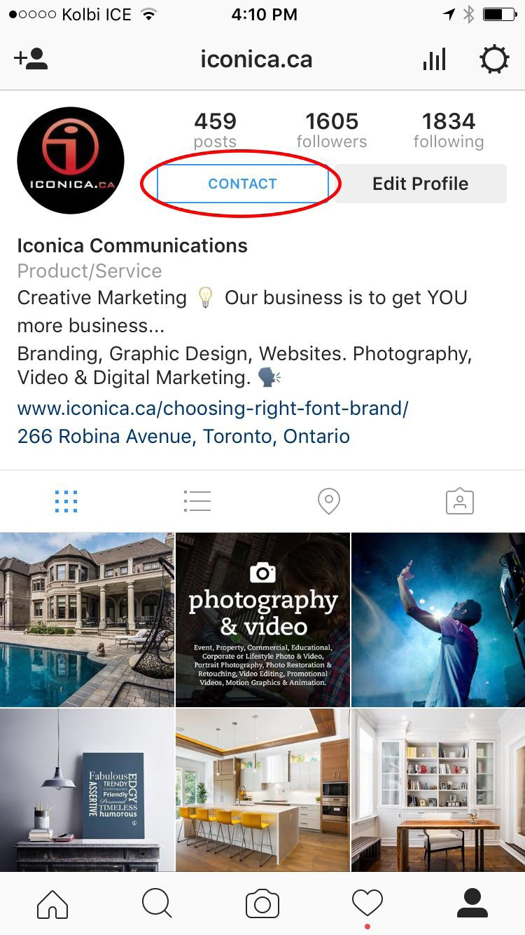 Setting Up Your Instagram Profile To Generate Leads